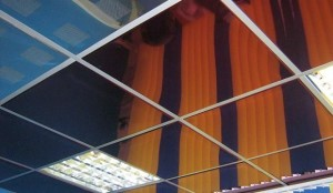 Фото: Навесные потолки из панелей ПВХ
