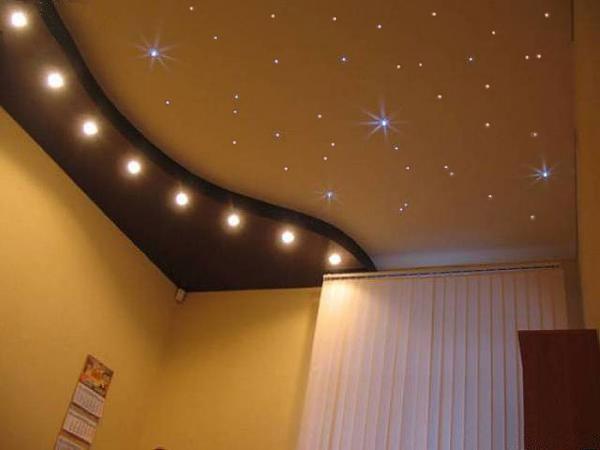 Какой натяжной потолок лучше тканевый или ПВХ?