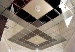 Фото: Потолок для спальной комнаты