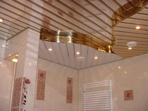 Как сделать двухуровневый потолок из пластиковых панелей своими руками?