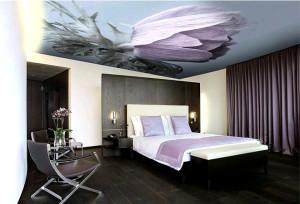 Тканевые натяжные потолки — прекрасная альтернатива пластиковым аналогам
