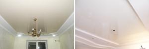 Натяжной потолок или гипсокартон — какое потолочное покрытие лучше выбрать?