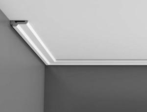 Фото: Панели на потолок