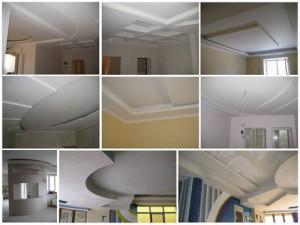 Толщина гипсокартона для потолка — какой выбрать размер потолочного ГКЛ?