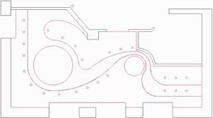 Эскизы потолков из гипсокартона — фото дизайнерских идей