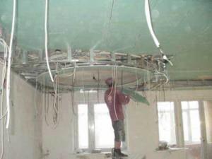 Фото: Установка второго уровня
