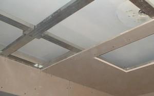 Гипсокартонные конструкции на потолке — прочное потолочное покрытие своими руками