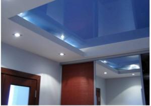 Короб из гипсокартона на потолке — необходимая конструкция своими руками