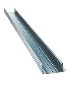 Потолочный профиль для гипсокартона Кнауф — изделие для создания прочной конструкции