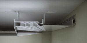 Фото: Расстояние от потолка