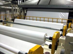 Производство натяжных потолков — как изготавливают полотна?
