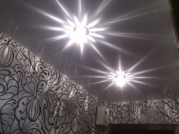 Фото: Особенности освещения