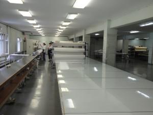 Фото: Изготовление натяжных потолков