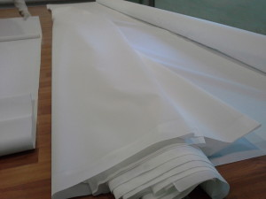 Фото: Ткань для потолков