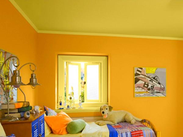 Фото: Особенности использования цвета в интерьере