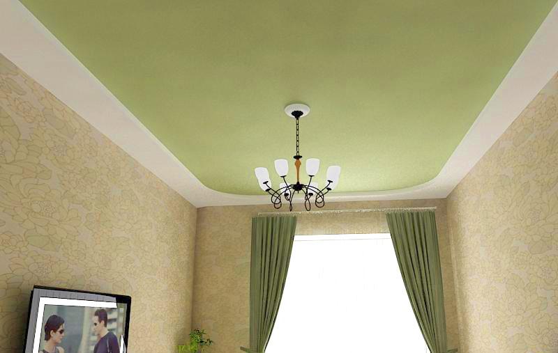 Матовые натяжные потолки — незаменимая поверхность в классическом интерьере