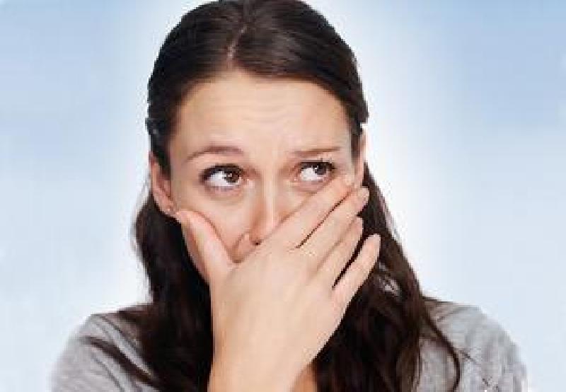 почему после чая запах изо рта