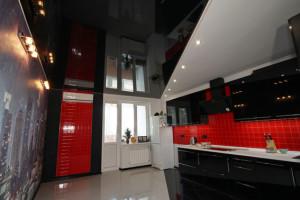 Фото: Вид поверхности в интерьере кухни