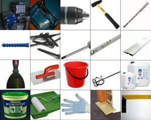 Фото: Необходимые инструменты