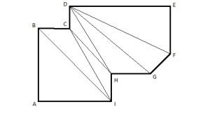 Фото: Любой многоугольник несложно разделить на простые геометрические фигуры
