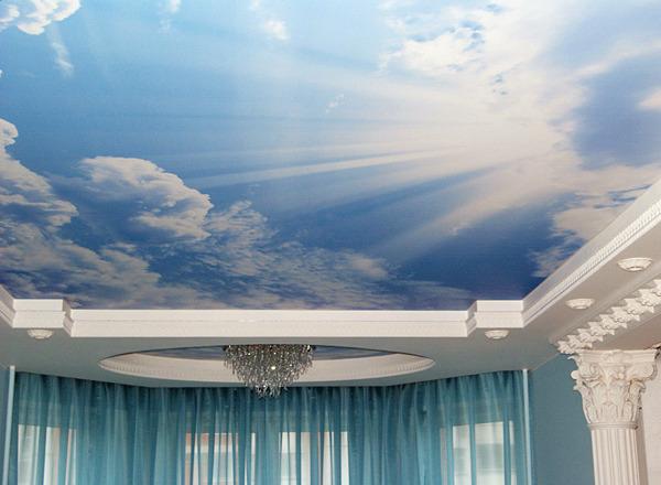 Фото: Дневное небо
