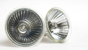 Фото: Галогеновые лампы