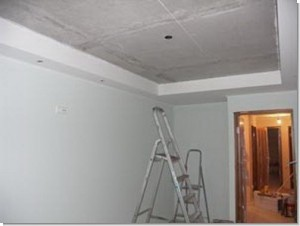 Подготовка поверхности для натяжного потолка — как подготовить помещение?
