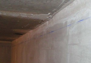 Фото: Подготовка поверхностей под монтаж