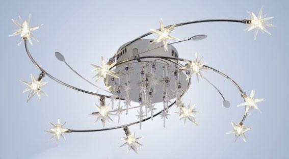 Фото: Светодиодный элемент освещения
