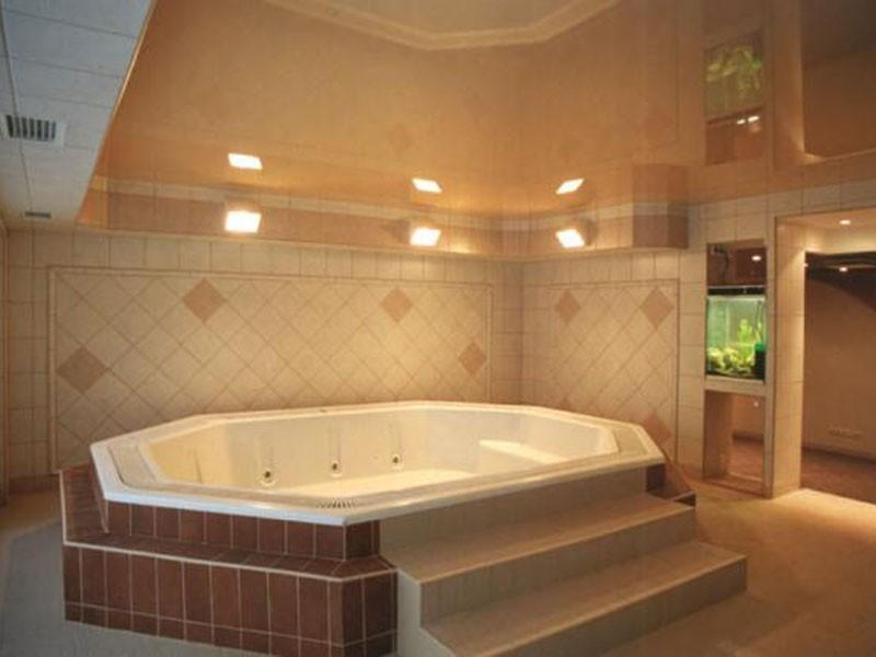 Фото: Оформление ванной