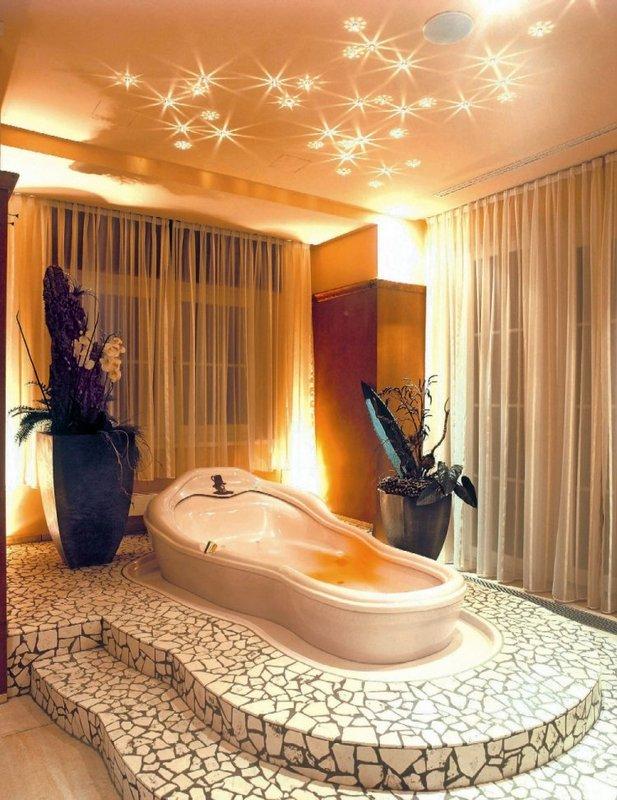 Фото: Пример поверхности в ванной