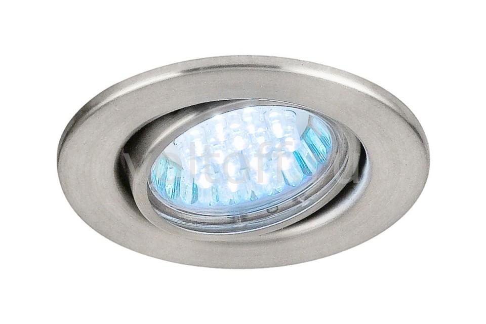 Точечные светильники для натяжных потолков схема
