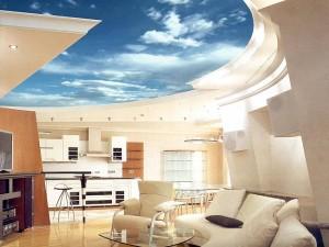 Характеристики натяжных потолков — какими особенностями обладают потолочные покрытия?