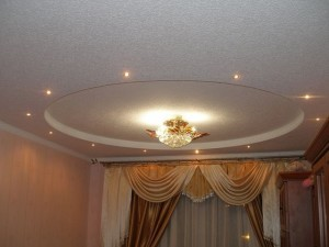 Как собрать потолок из гипсокартона своими руками?