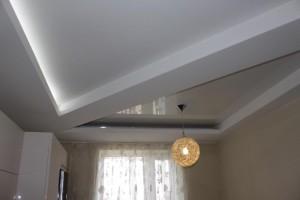 Фото: Диагональный вид потолочной конструкции
