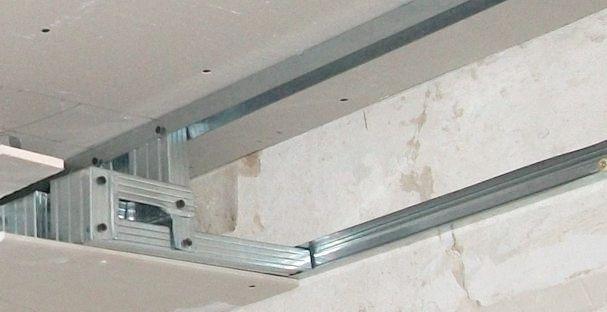 Как сделать подсветку коробов потолка из гипсокартона
