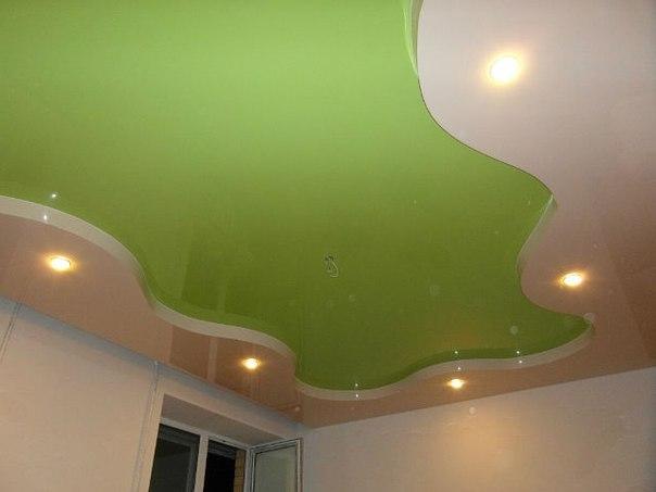 Натяжные потолки «Небосвод» — потолочные поверхности с хорошей гарантией