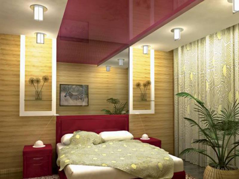 Фото: Оформление спальни