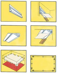 Фото: Как подготовить поверхность к монтажным работам?