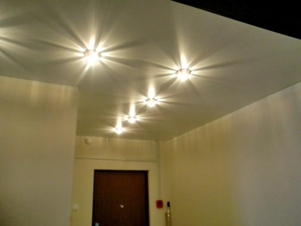 Фото: Светодиодные светильники
