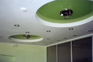 Фото: Виды потолков из гипсокартона