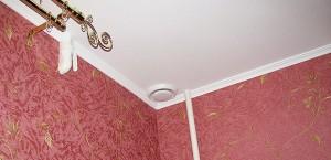 Фото: Размещение вентиляционного отверстия