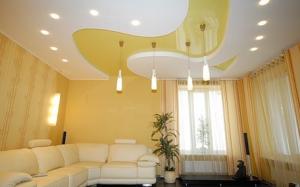 Навесной потолок своими руками — как сделать стильные потолочные покрытия дома?