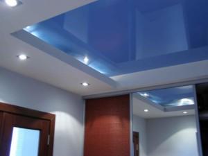Подвесные двухуровневые потолки: как сделать своими руками?