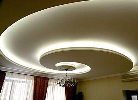 Навесной потолок с подсветкой — как изменить дизайн помещения?