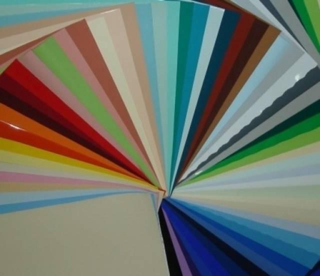 Фото: Разнообразие красок