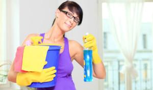 Фото: Какие средства подходят для влажной уборки?