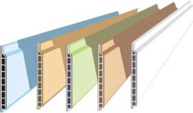Облицовка наружных стен пластиковыми панелями своими руками