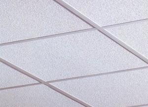 Подвесной потолок Байкал — конструкция из минераловолокна