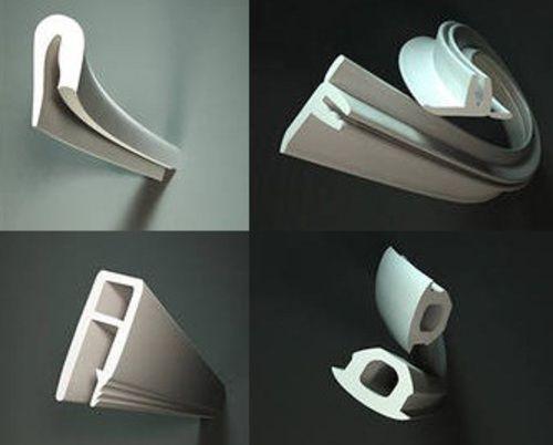 Комплектующие для натяжных потолков — создание идеально ровной поверхности